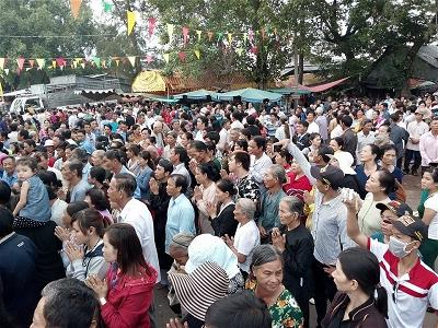 260 Hoahao Buddhist Celebration in Hoa Hao Holy Land 2016
